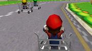 Mario Karting 3d