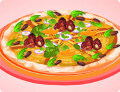 Dekoriraj pizzu