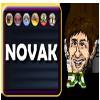 Novak Đoković dress up