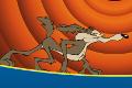 Pera Kojot Super Genije skok u vis sa motkom.